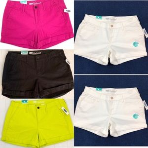 Bundle of 5 shorts for @Dahliafrench